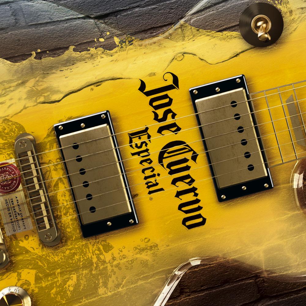 Quadro Cuervo Rock'n'Roll