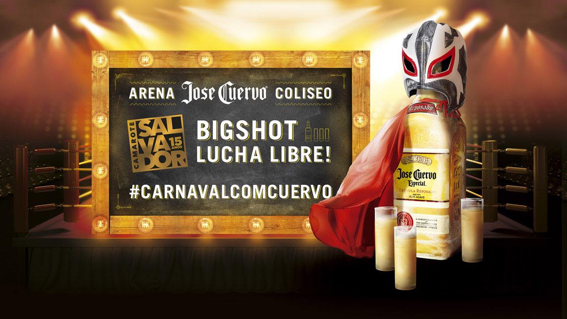 Jose Cuervo Lucha Libre
