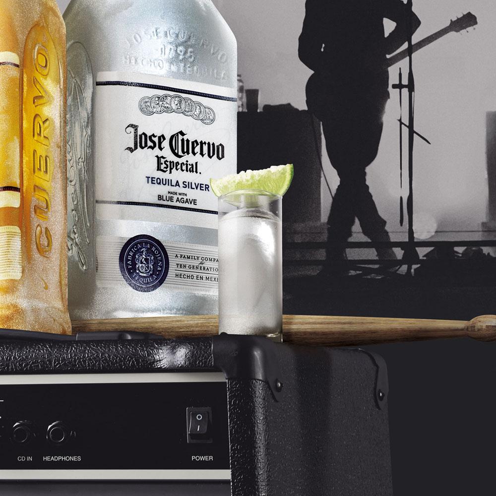 Detalhe Jose Cuervo Rock 'n' Roll